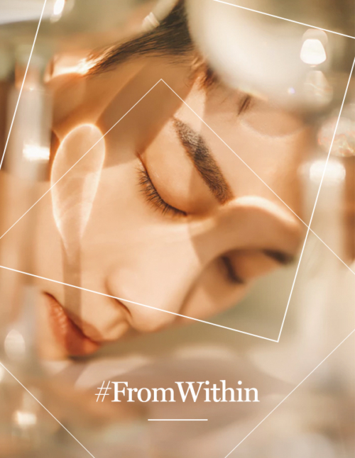 Porcelain FromWithin Campaign – Discover, Curate, Experience, Yours.
